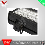fahrendes Licht der hohen Helligkeits-180W vierreihiges LED für Auto