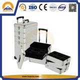 Cadre cosmétique de renivellement fonctionnel de chariot pour le salon (HB-3305)