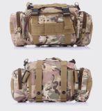 Les loisirs multifonctionnels de camouflage folâtrent le sac à dos d'appareil-photo