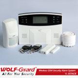 Sistema de alarma casero de ladrón del G/M con LCD (YL-007M2B)