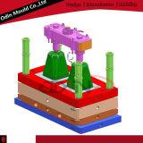 Modelagem por injeção e molde plásticos
