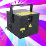 Club Light 2000MW RGB Animação a cores inteira Beam Party Laser DJ Lighting