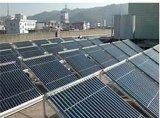 Projet solaire d'eau chaude