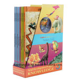 CMYK Printing Детский Переплет Книга Истории (OEM-HC016)