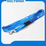 Талреп карточки шеи Keychain нестандартной конструкции для работника