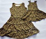 Dress (HK-161)ニットウェア女性の