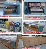 Sfidante Fy3278n 3.2m Outdoor Digital Solvent Plotter con 4 o 8 Spt 510/50pl Heads Promotion Price Now