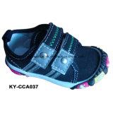 Chaussures occasionnelles de confort d'enfants colorés de mode