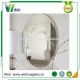 De ovale Spiegel van de Badkamers van het Glas Decoratieve met Licht