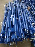 Столб рельса предохранителя вспомогательного оборудования лесов рамки для конструкции