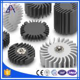 Dissipatore di calore di alluminio per l'indicatore luminoso del LED (BA-018)