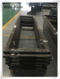 Porte en aluminium pour le projet de Residentital