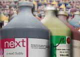 A melhor tinta seguinte de venda do Sublimation de J-Teck Subly da alta qualidade de 1L Italy (6 cores) para as impressoras Inkjet de Mutoh/Epson/Roland