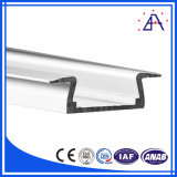 Profilo di alluminio di iso per l'indicatore luminoso di striscia del LED