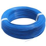 Fluoroplastic aisló el cable 24AWG con UL1332