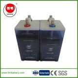 Nachladbare alkalische Nickel-Cadmiumbatterie Gnz150 mit 1.2V150ah für DC Spannung, UPS, usw.
