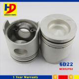 Delen van de Dieselmotor van de Delen van het graafwerktuig 6D22 voor Zuiger met Speld van OEM (ME052447)