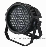 Luz de la etapa de IP20 DMX512 ninguna luz impermeable de la IGUALDAD de 54pcsx3w LED