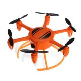 WiFi Fpv Hexacopter - orange de compas gyroscopique de 697907W-4CH 6-Axis