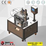 China-Fabrik-Qualitäts-niedriger Preis Gesichtsmaske-Maschine ein/zwei/drei Falte