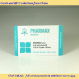 약학 카드를 위한 Barcode를 가진 풀 컬러 인쇄된 플라스틱 카드