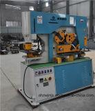 Máquina de perforación Q35y-30 y que pela combinada hidráulica para el metal