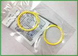 Accoppiatore nudo della fibra di singolo modo della fibra 1X2 della finestra doppia, accoppiatore ottico del divisore di Fbt della fibra