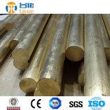 Barra de cobre de Albronze de la aleación de aluminio de C61000 C61400 C62300 C62400