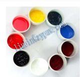 Pâtes de couleur d'éponge d'unité centrale