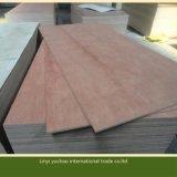 Parquet décoratif de catégorie Bintangor de meubles avec colle E1