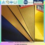 Proveedor de China Gold Glitter Arena Textura Pintura Polvo Coating Precio