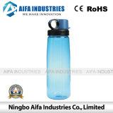 Molde plástico da garrafa de água com cores diferentes