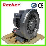 高品質空気運搬システムのための側面チャネルの圧縮機