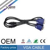 Le meilleur mâle de Sipu au câble du VGA du mâle 3+5 pour le moniteur