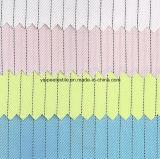 ткань формы полиэфира 105G/M2 75dx75D противостатическая