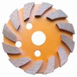 Лезвие диаманта меля диска алмазного резца 4 дюймов/100mm конкретное