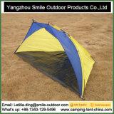 Preiswertes touristisches Sun-Farbton-Kabinendach-Hersteller-Strand-Zelt