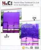 프로젝트를 위한 프라이버시 색깔 지능적인 유리