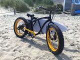 Cruzador grande da praia da venda com 4.0inch o pneu gordo Ebike