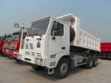 Sino Wero道のダンプカーの三車軸ダンプトラックを離れた30トン