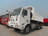 Wero 30 Ton Off Road Tipper Tri Axle Sino Dump Truck Especificações