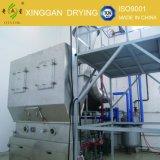 Secador continuo fluidificado inteligente del ciclo cerrado del nitrógeno