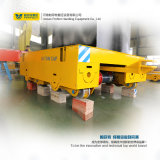 Acoplado eléctrico motorizado vendedor caliente del transporte en el suelo del cemento (BWP-65T)