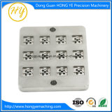 Chinesischer Hersteller des CNC-Präzisions-maschinell bearbeitenteils des flachen Zusatzgeräts