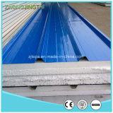 ENV-expandierbares Polystyren-Zwischenlage-Panel, gewölbtes Zwischenlage-Panel