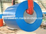 Профессиональная катушка PPGI/Prepainted стальная при аттестованный SGS