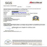 SGSおよびISOの工場によってカスタマイズされるスプラインギヤ