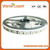 RGB 120 Beam Angle Flexible LED Strip Light para restaurantes
