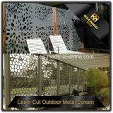 Großhandelspreis-dekorativer Laser-Schnitt-Aluminiumgarten-Zaun-und Gatter-Panels