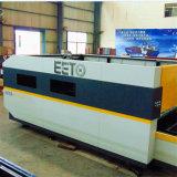 Máquina de estaca do laser da fibra do CNC de 3 linhas centrais (EETO-FLX3015)
